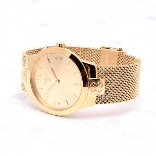 Reloj Tous TMesh 31 Dorado