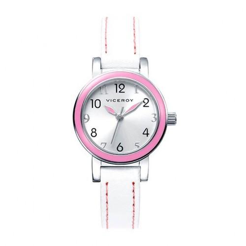 Reloj Viceroy Niña Rosa Correa Blanca