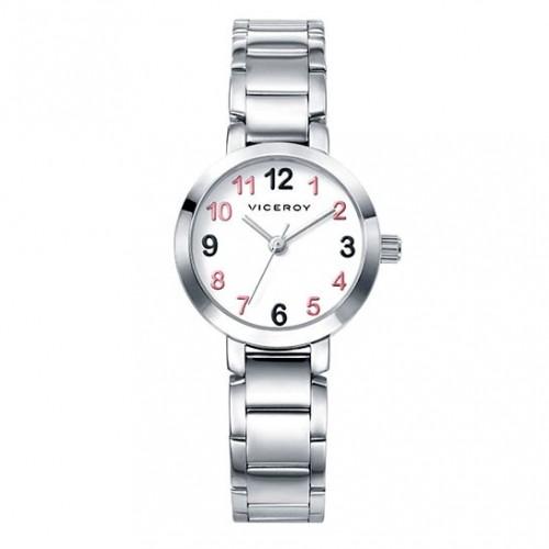 Reloj Viceroy Brazalete Acero