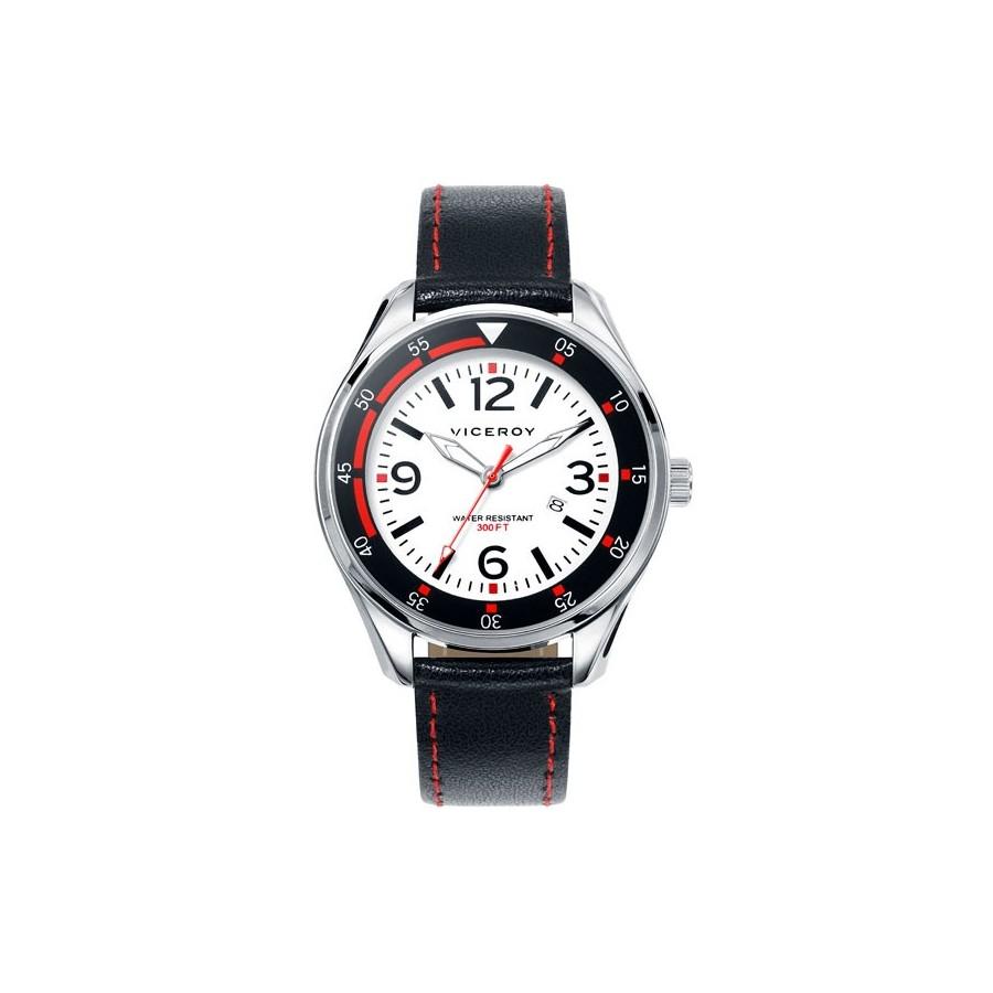 02ba62d2ffd9 Reloj Viceroy Chica Cadete Niño Comunión Sumergible Correa Piel 46651-05