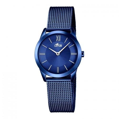Reloj Lotus Azul Brazalete Malla