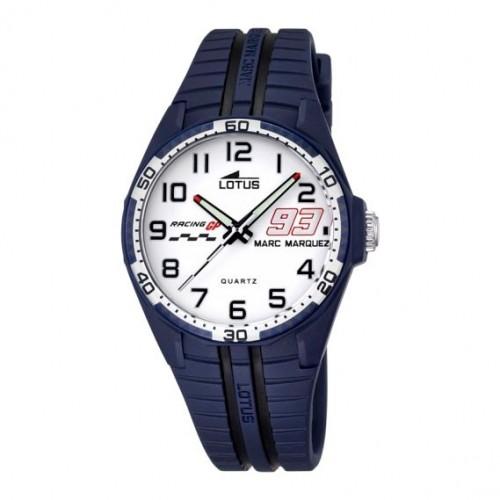 Reloj Lotus Marc Márquez Azul Blanco