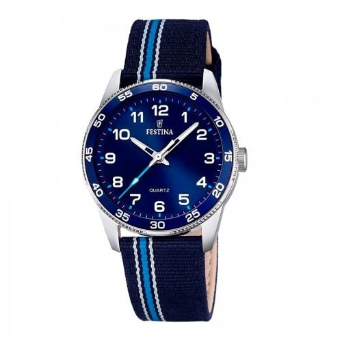 Reloj Festina Azul Deportivo Correa