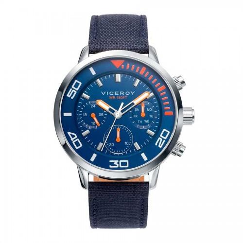Reloj Viceroy Deportivo Azul Correa