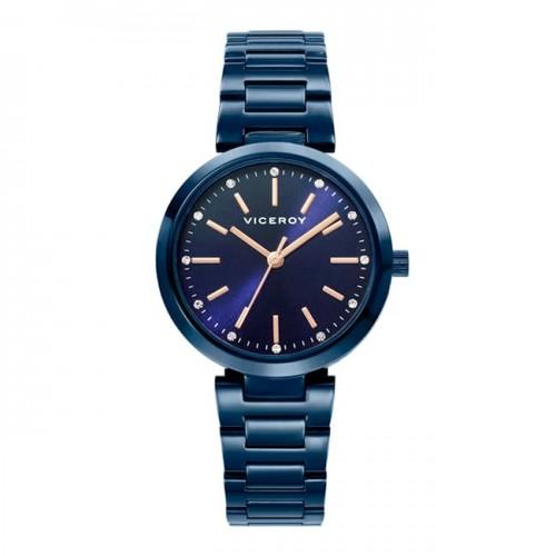 Reloj Viceroy Brazalete Azul