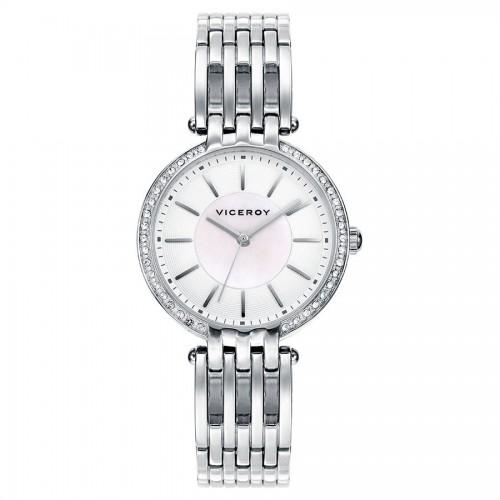 Reloj Viceroy Cristales Brazalete Acero