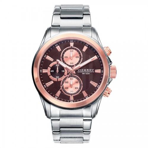 Reloj Viceroy Deportivo Sumergible Brazalete Acero