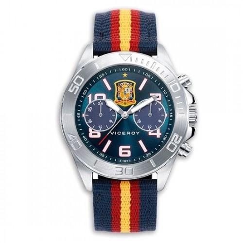 Reloj Viceroy Fútbol España Correa