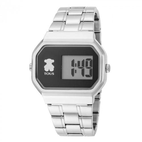 Reloj Tous D-Bear Digital Brazalete Acero