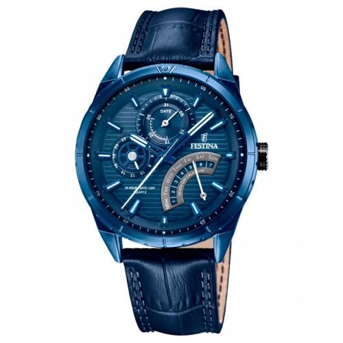 Reloj Festina Deportivo Correa Azul
