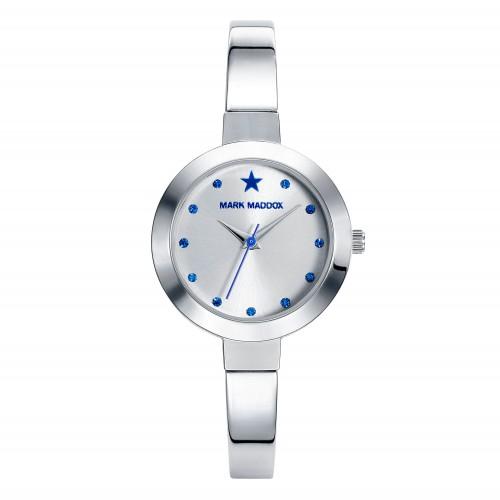 Reloj Mark Maddox Brazalete Acero