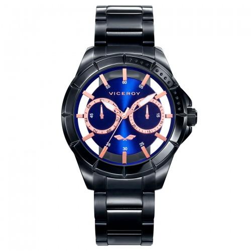 "Reloj Viceroy ""Antonio Banderas"" Brazalete Azul"