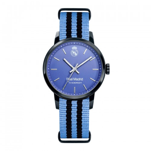 Reloj Viceroy Niño Azul Brazalete Acero