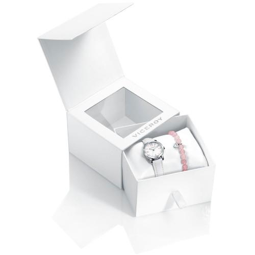 Reloj Viceroy Niña con Pulsera Rosa