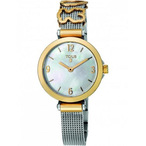 Reloj Tous Icon Charms Brazalete Acero Ositos
