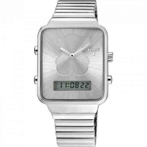 Reloj Tous Digital I-Bear Brazalete Acero