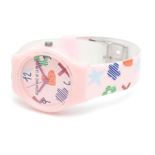 Reloj Niña Agatha Rosa Correa Colores