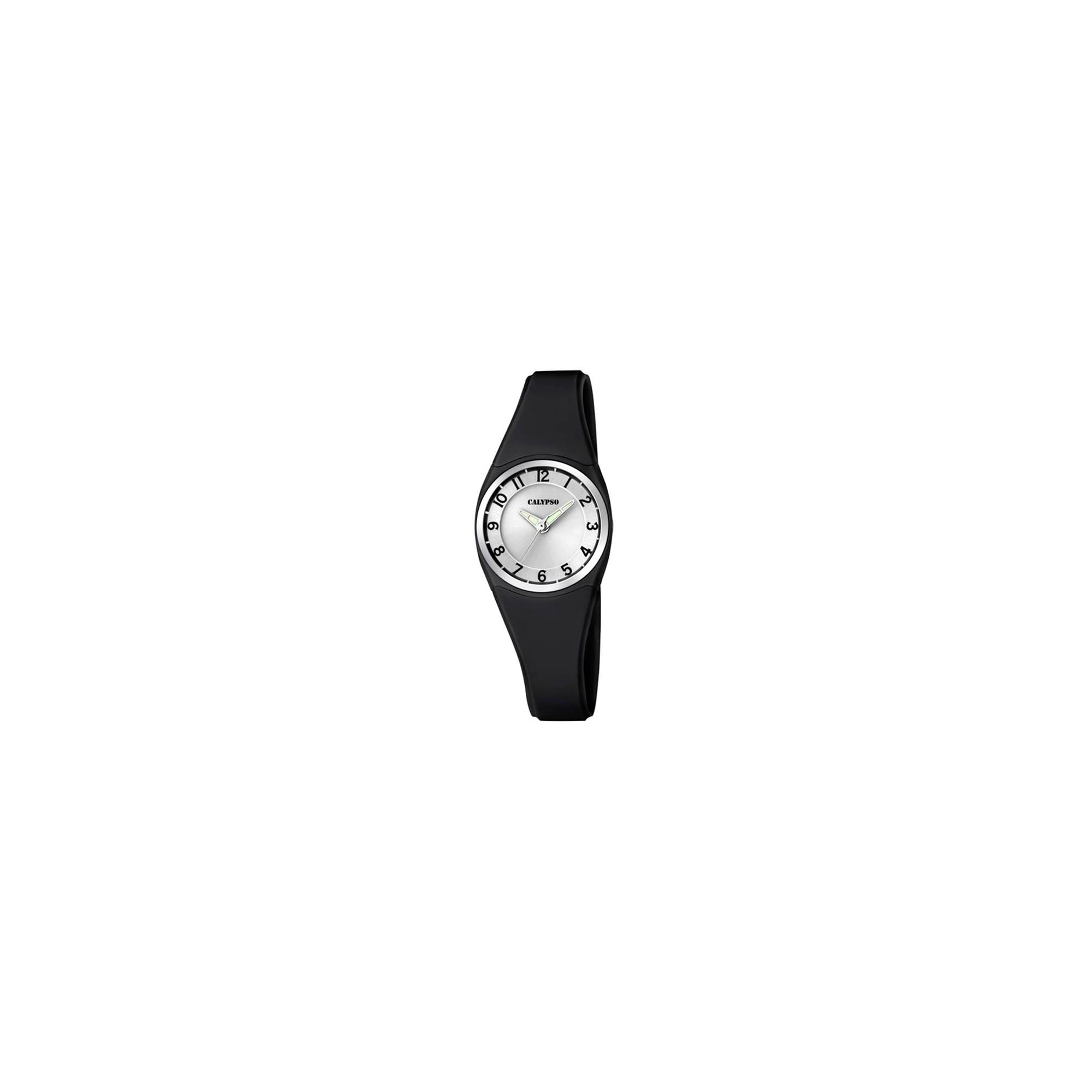 Reloj Calypso Correa Goma Negra