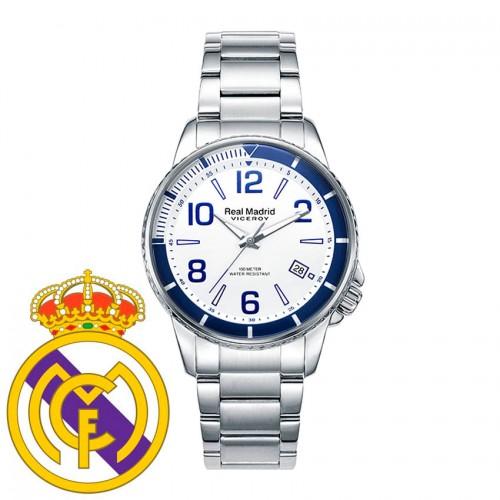 Reloj Viceroy Real Madrid Cadete Brazalete Acero