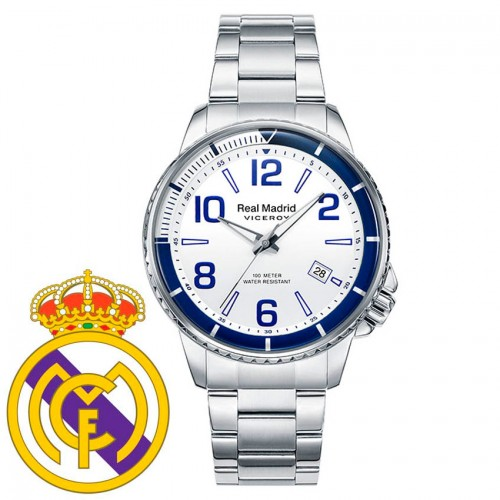 Reloj Viceroy Chico Real Madrid Brazalete Acero
