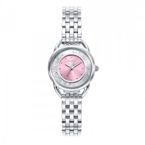 Reloj Viceroy Niña Rosa Brazalete Acero