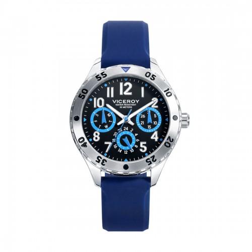 Reloj Viceroy Niño Comunión Correa Goma Azul