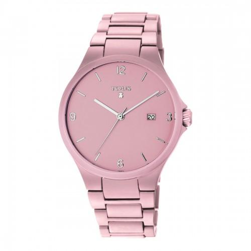 Reloj Tous Motion Aluminio Rosa