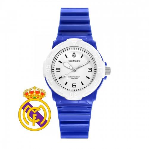 Reloj Real Madrid Correa Azul