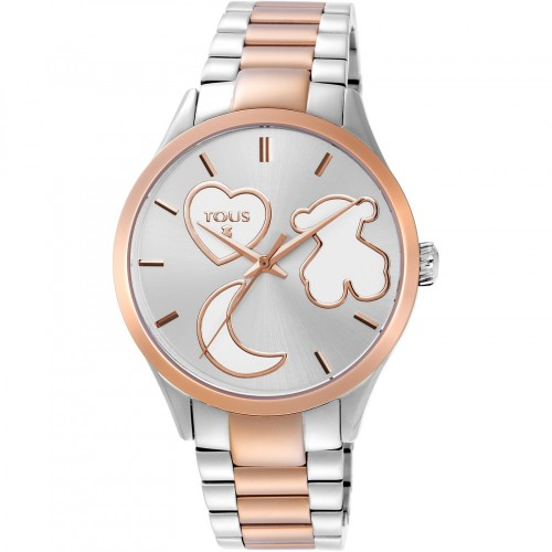 Reloj Tous Sweet Bicolor Brazalete Acero