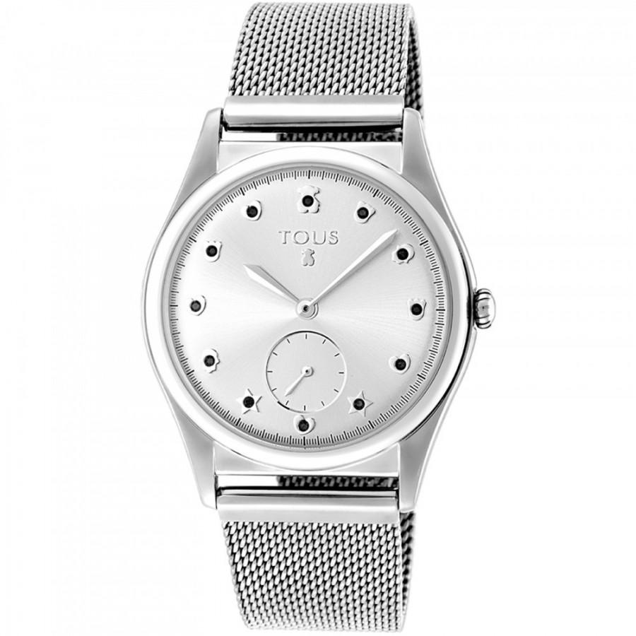 78e527a8d6ac Reloj Tous Free Acero Brazalete Malla