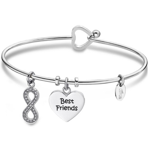 "Brazalete Lotus ""Best Friends"" Infinito"