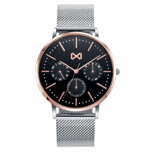 Reloj Mark Maddox Bicolor Brazalete Malla