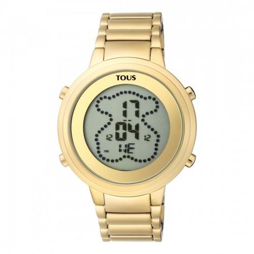 Reloj Tous Digibear Brazalete Dorado