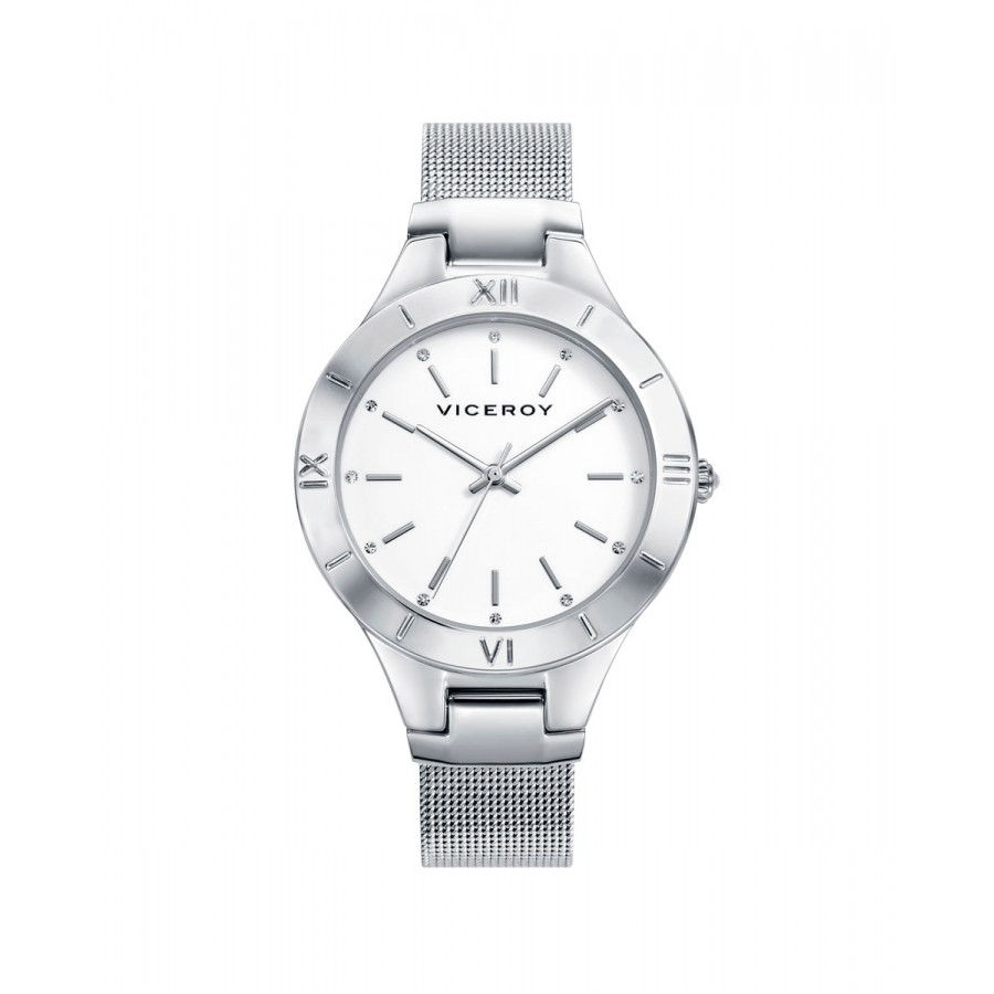 Reloj para chica Viceroy con brazalete de malla de acero