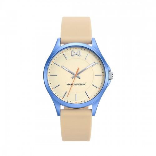 Reloj para chica Mark Maddox azul con correa de goma