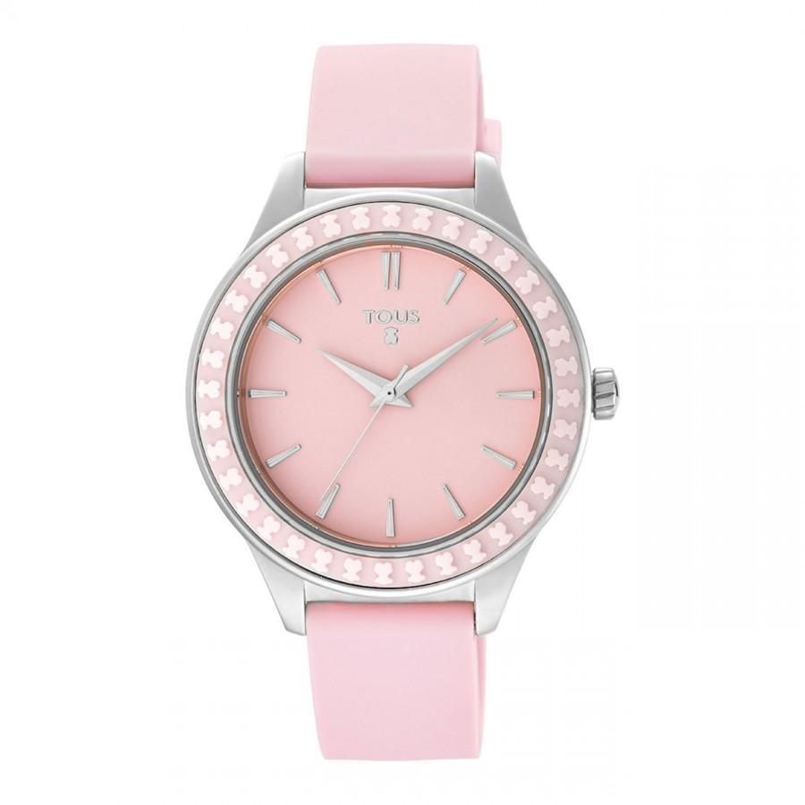 Reloj Tous Chica Straight Ceramic Correa Rosa