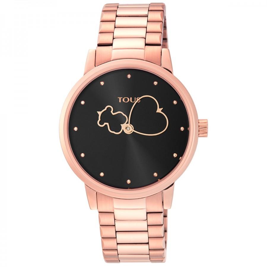 Reloj Tous Bear Time Brazalete Dorado