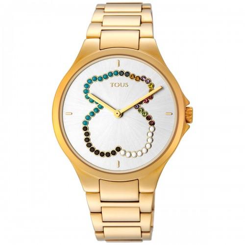 Reloj Tous Motion Straight Brazalete Dorado