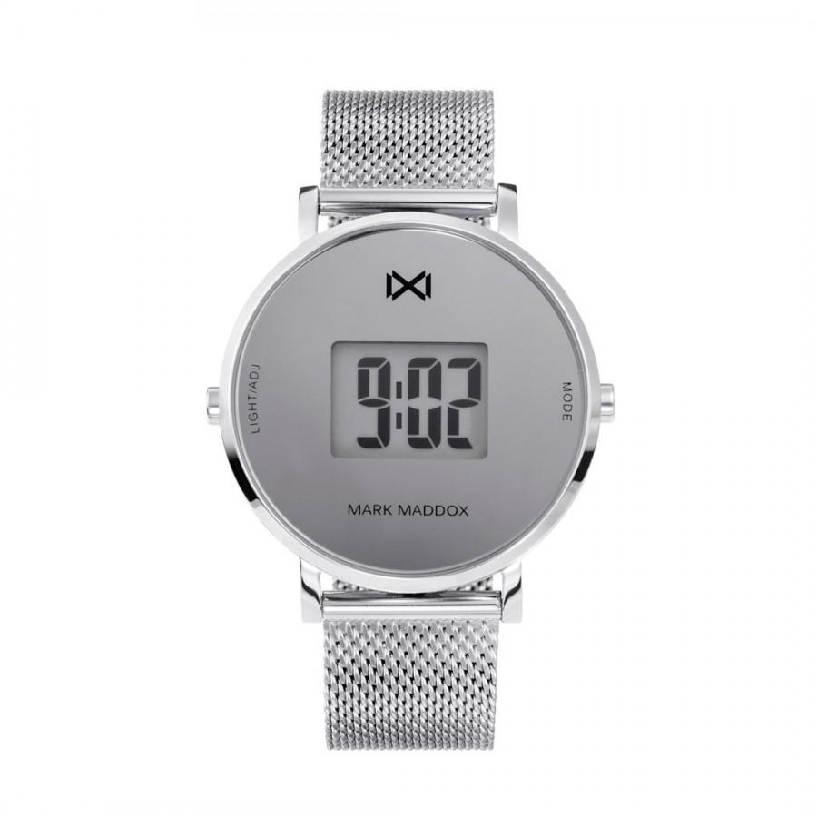 Reloj para chica Mark Maddox digital con brazalete de malla