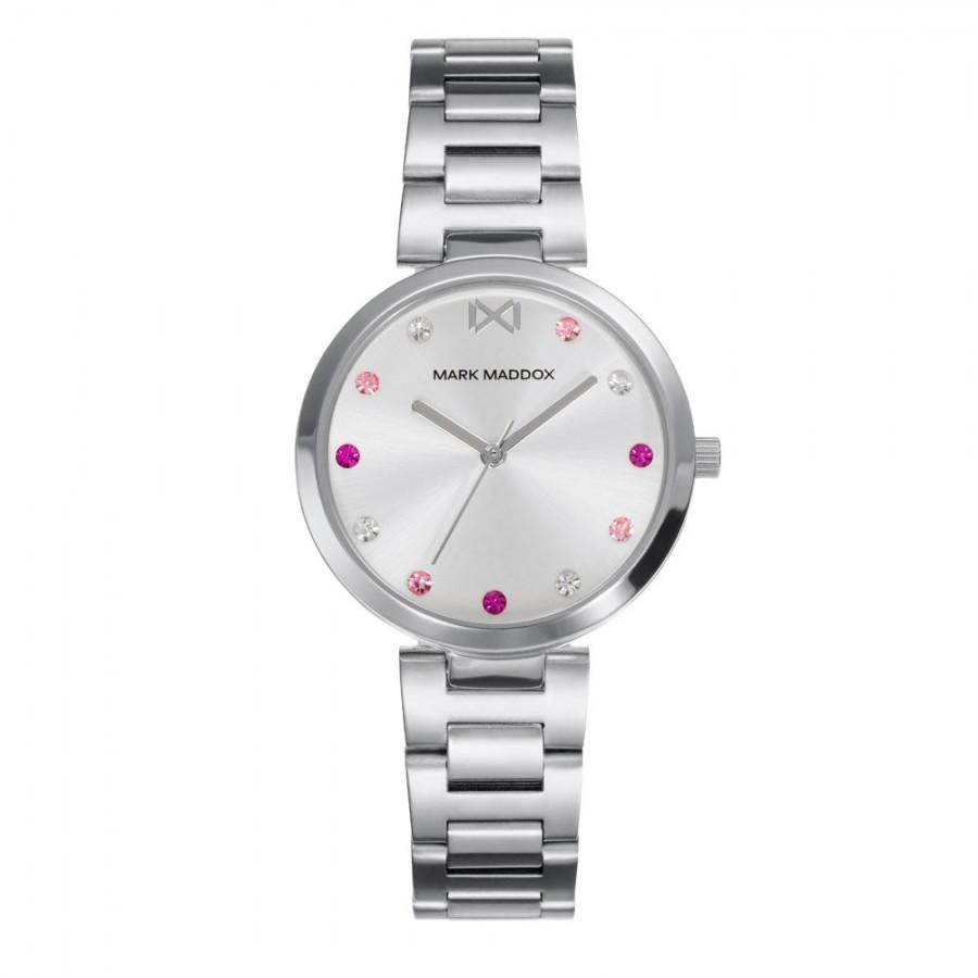 Reloj para chica Mark Maddox con brazalete de acero