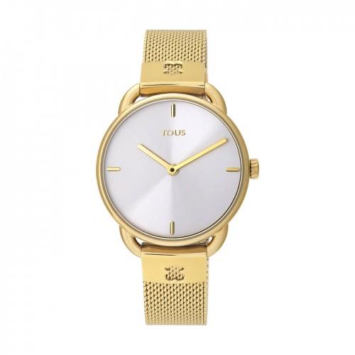 Reloj Tous Let Dorado Brazalete Malla