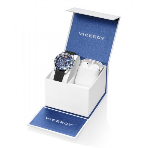 Estuche Reloj Viceroy Niño con Auriculares Bluetooth