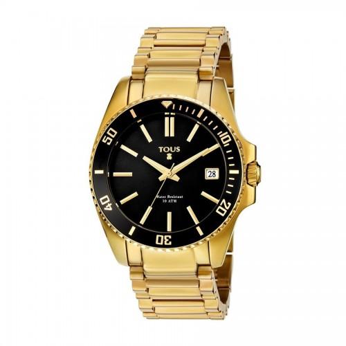 Reloj TOUS Drive Dive Dorado