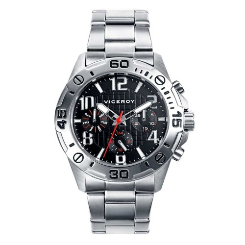 Reloj Viceroy Negro Brazalete 40762-55