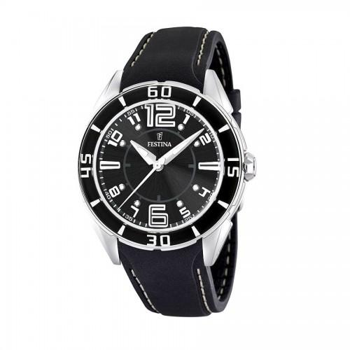 Reloj Festina Caucho Negro