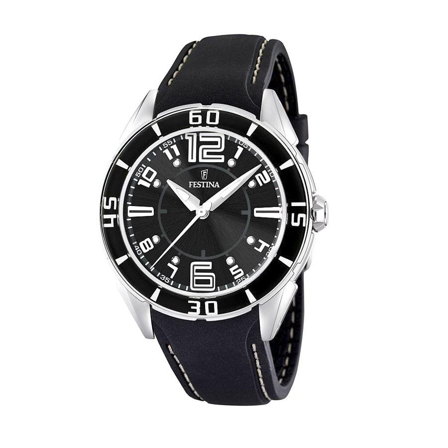 0904d14fb11d Reloj Chico Chica Festina Goma Negra F16492 6