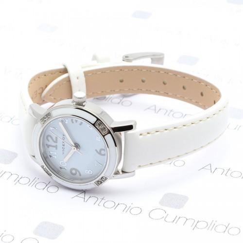 Reloj Viceroy Correa Blanca