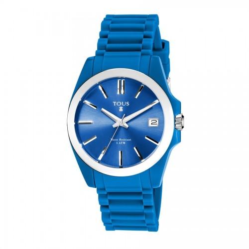 Reloj TOUS Drive Fun Azul
