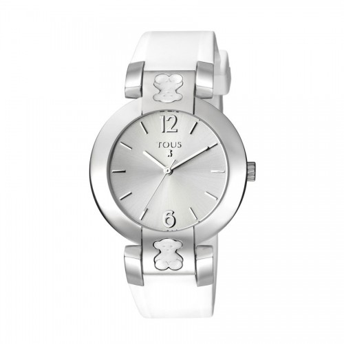 Reloj TOUS Plate Round Blanco