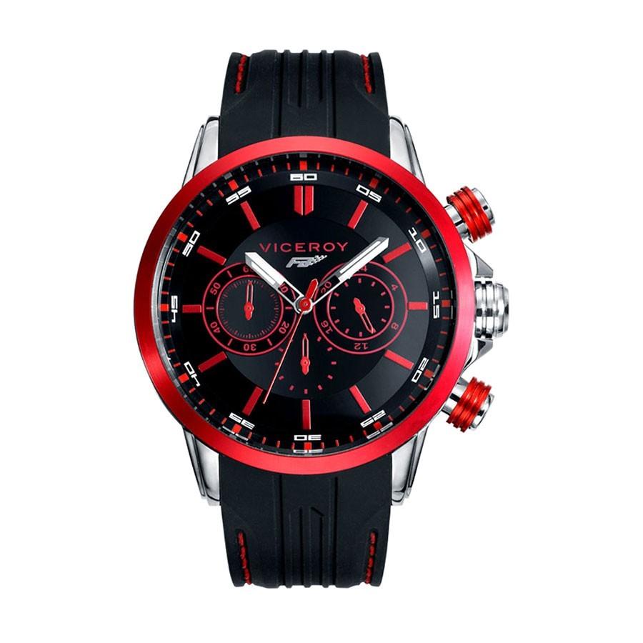 nuevo producto d6713 b74ee Reloj Viceroy Fernando Alonso Rojo